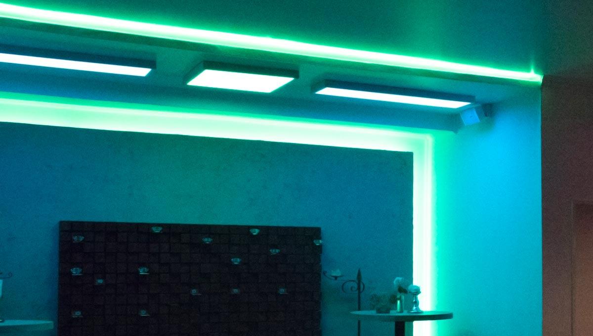 RGB+CCT LED Panel